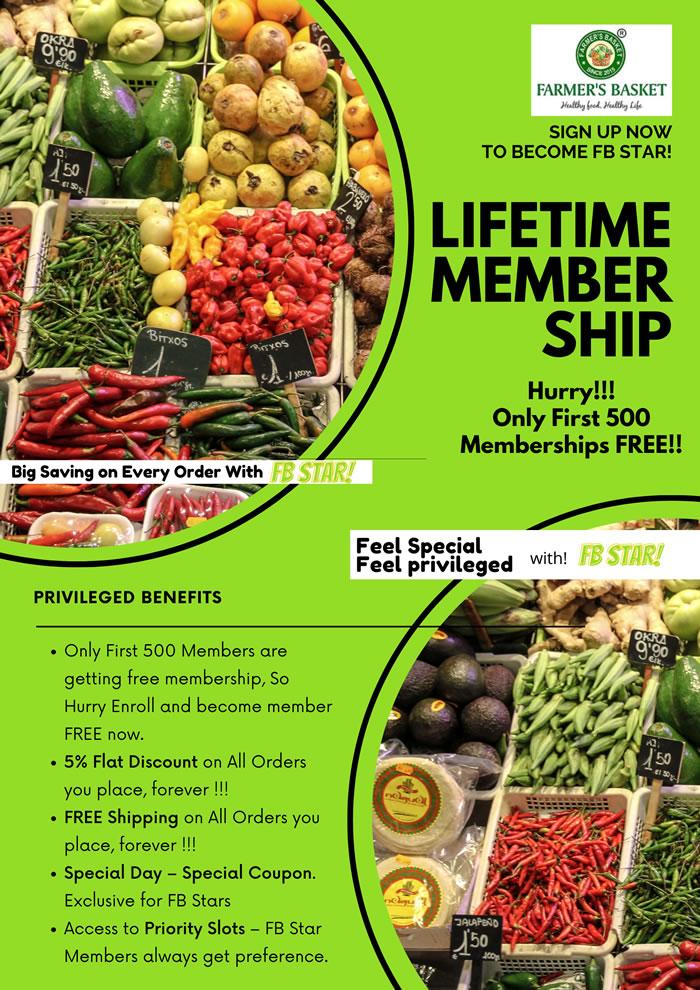 Farmers Basket Membership